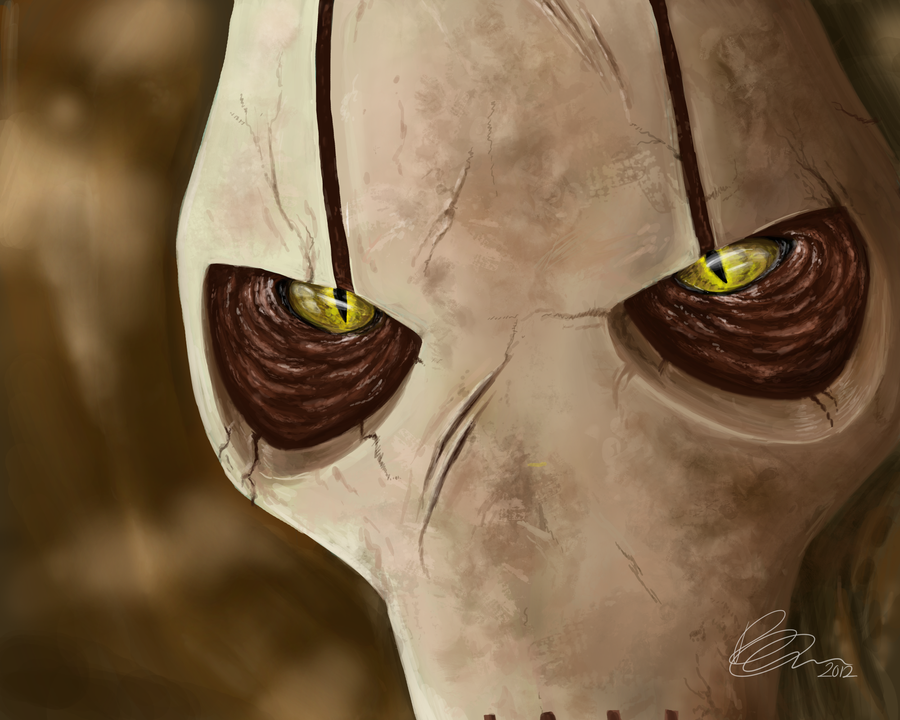General Grievous by Kipachie on deviantART