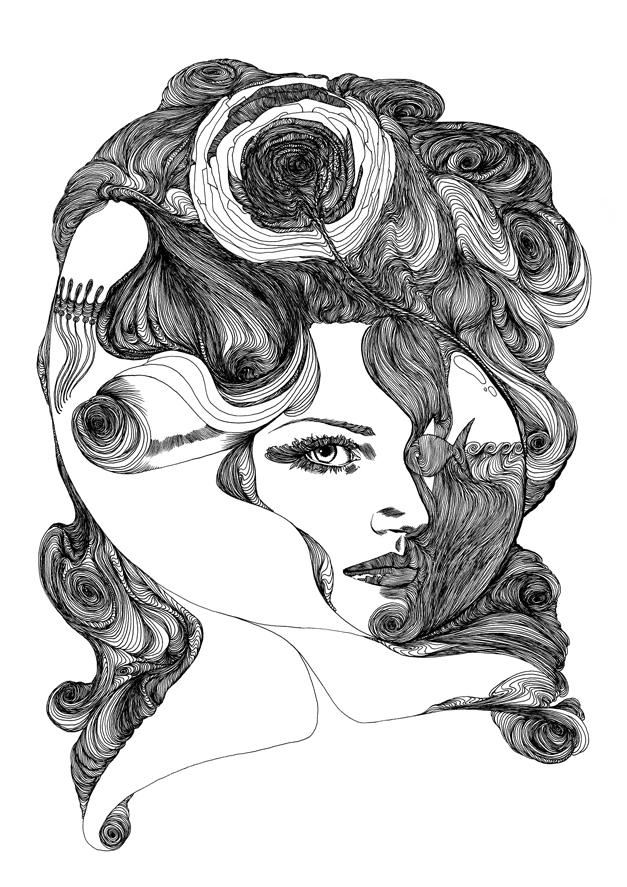 Mermaid by Drumond