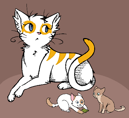 Warrior Cat Lemons Kits
