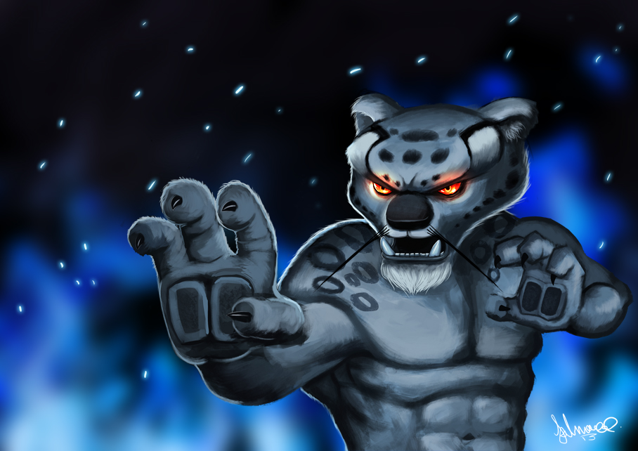 tai lung by kieranmorris on deviantart