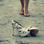 walking in your shoes