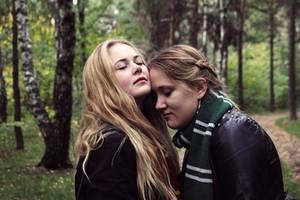 Gryffindor/Slytherin Love