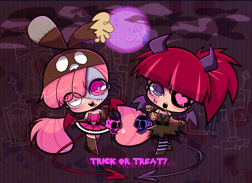Halloween by SakikoAmana