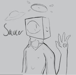 Saucer by SlimeCloudBeta