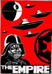 The Empire propaganda poster by Werdo90