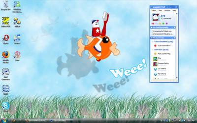 Laptop Desktop -BETTER- by HomestarCutie7
