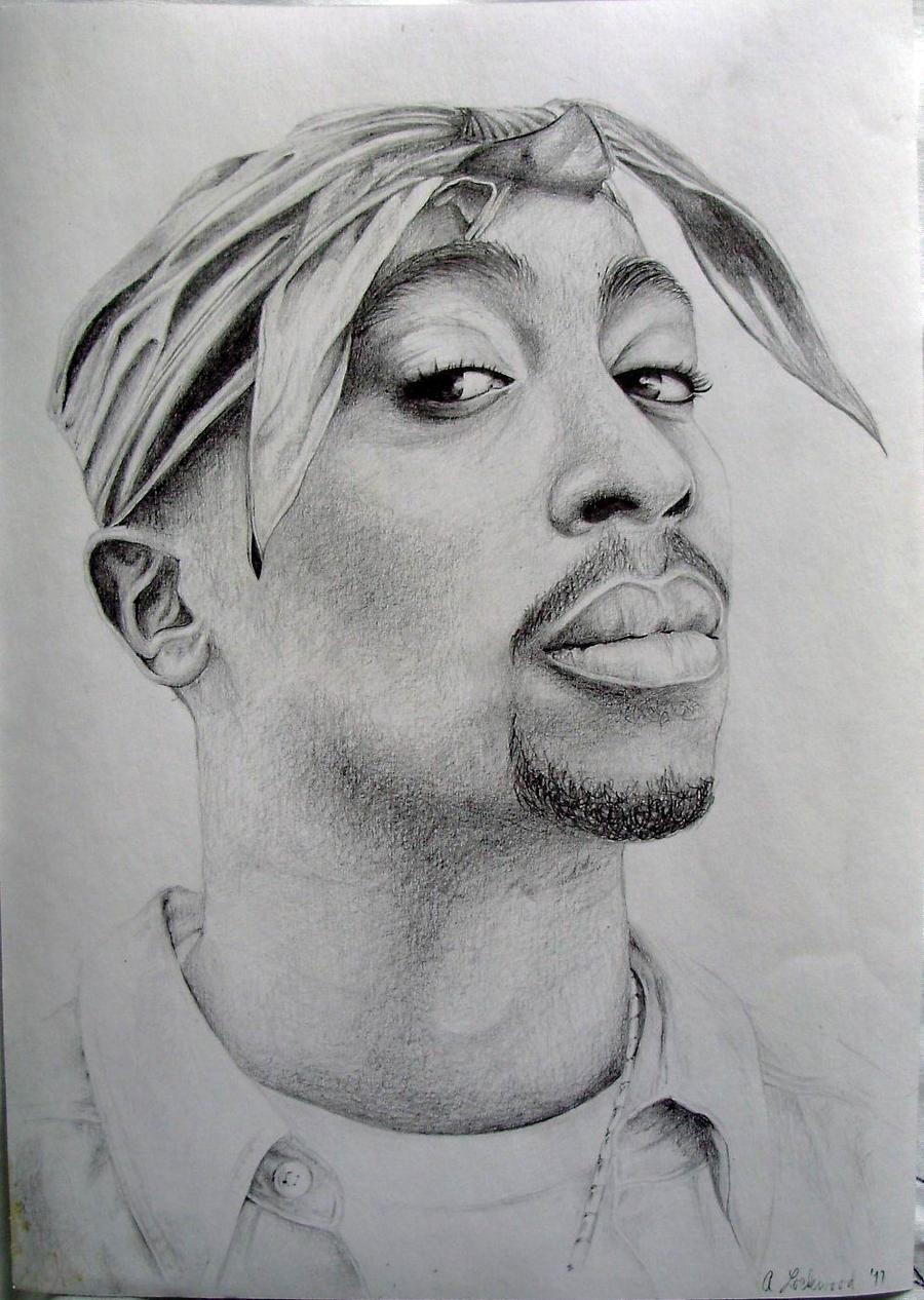 Tupac By Anaslovakia On DeviantArt