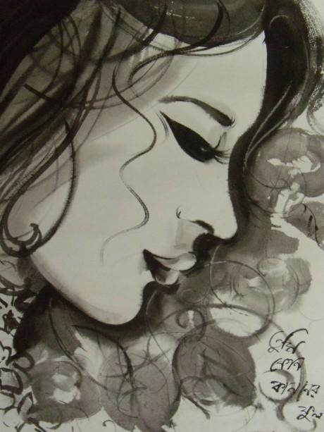 Butyful Girl by SAN2ART
