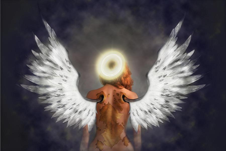 Angel of Light by Tafkag