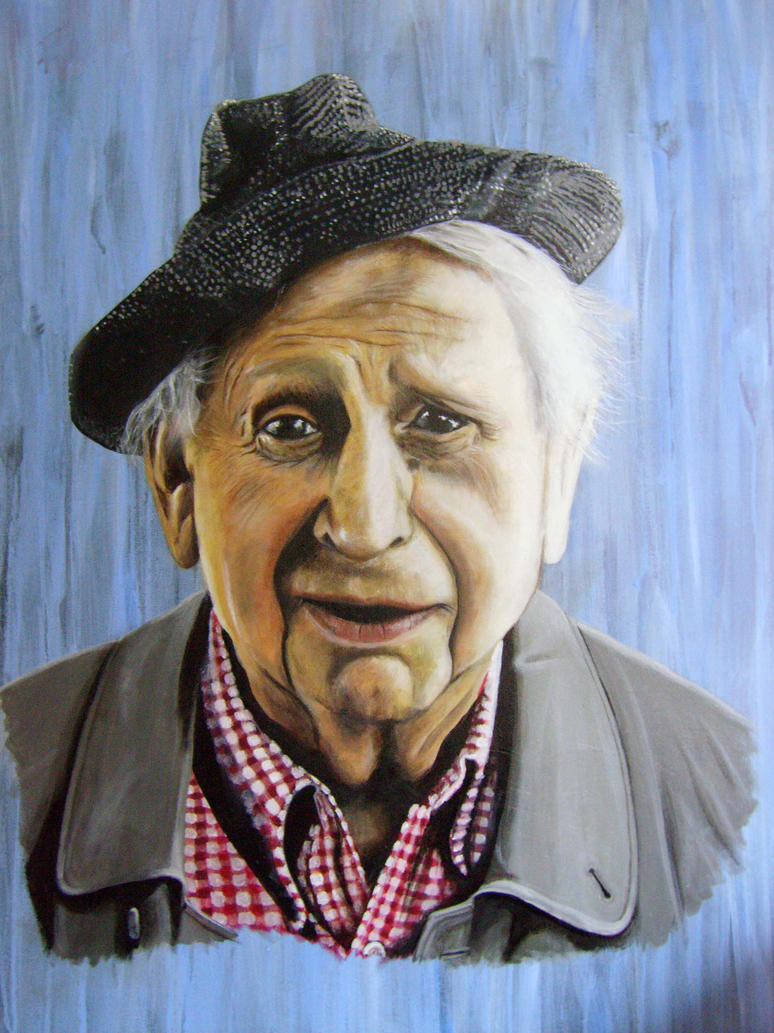Studs Terkel by Giant-Lenin