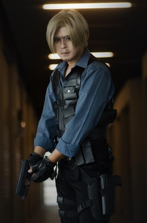 Leon S Kennedy Resident Evil 6 By Jerrystrife7 On Deviantart