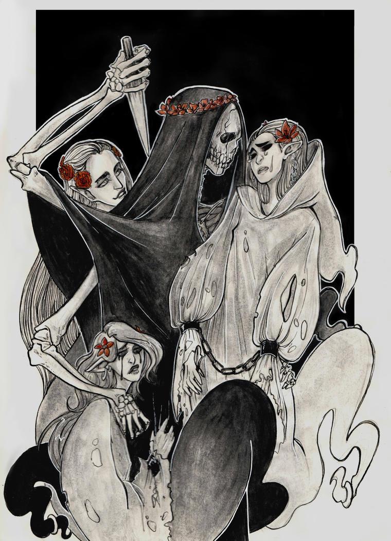 reaper by Uncle-Leik