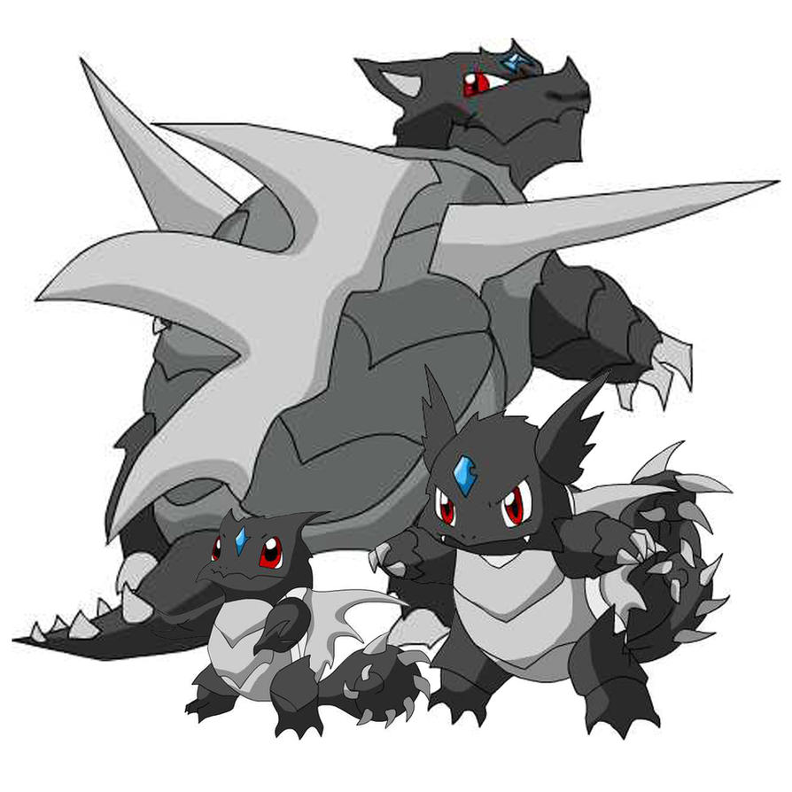 Uncategorized Steel Pokemon steel starter pokemon by rubydragoon4444 on deviantart rubydragoon4444