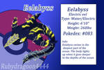 Eelabyss - Water-Electric