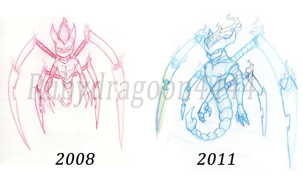 Demon Scorpion By Rubydragoon4444 On DeviantArt