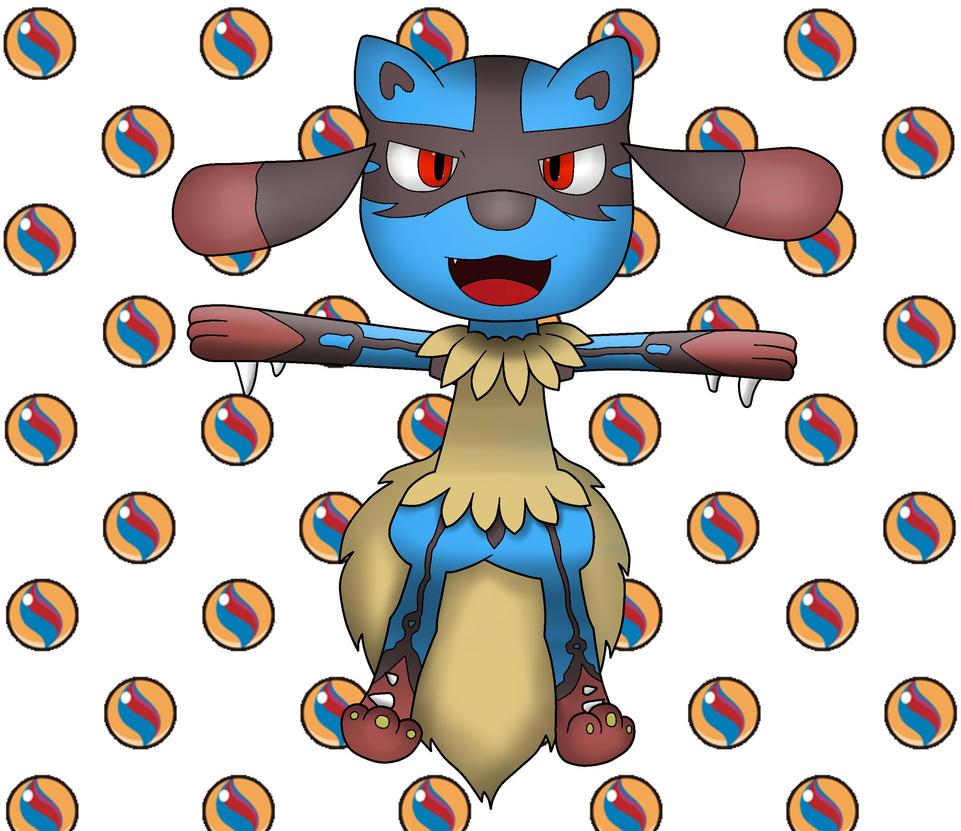 Mega Pokemon Riolu Jpg Images | Pokemon Images