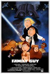 Family Guy_Star Wars Poster