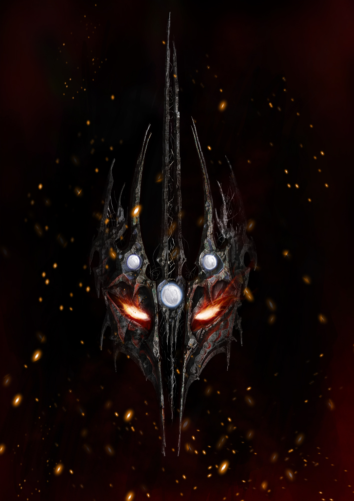 Morgoth WIP 2 by SpentaMainyu