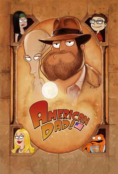 American Dad - Indiana Jones