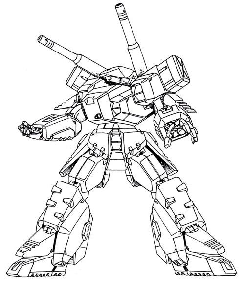 IMK-08A Deathstalker Cannon by Grebo-Guru