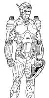 Enforcer full 'borg by Grebo-Guru