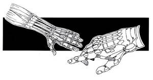 Cybernetic hands by Grebo-Guru
