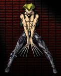 Cyberpsycho (colored) by Grebo-Guru