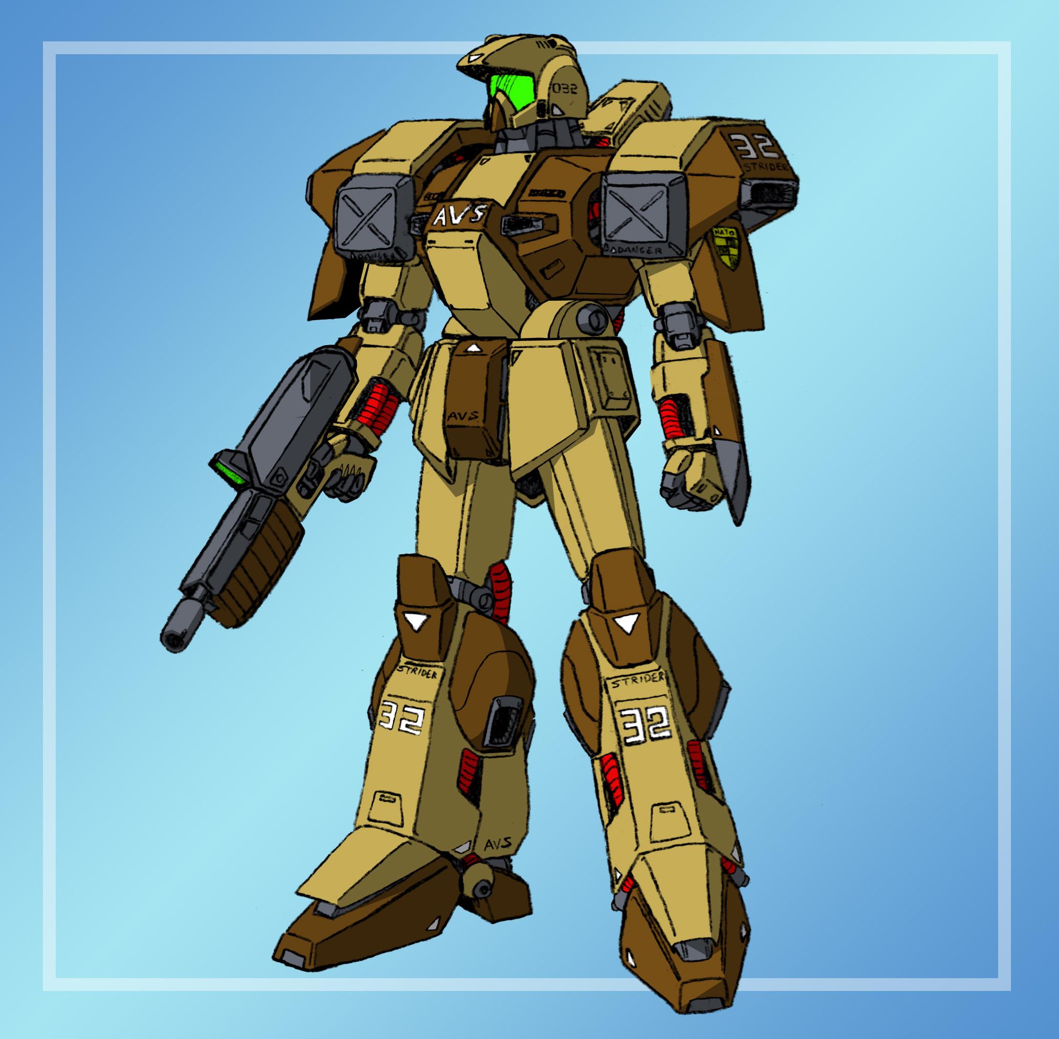 AVS-01D Durphane by Grebo-Guru