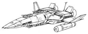 ARES class assault carrier by Grebo-Guru