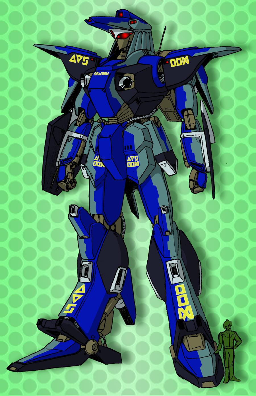 AVS-00X Draconda by Grebo-Guru