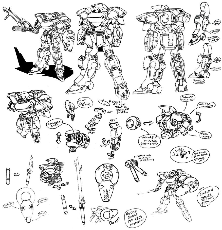 OMS-120 Sentinel by Grebo-Guru