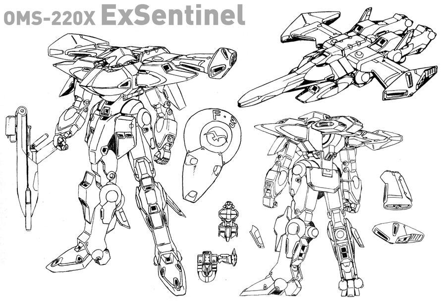 OMS-220X ExSentinel by Grebo-Guru