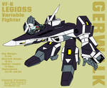 VF-6 Legioss - gerwalk