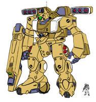 CBR-14 mkIII Hammerhead by Grebo-Guru