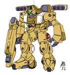 CBR-14 mkIII Hammerhead