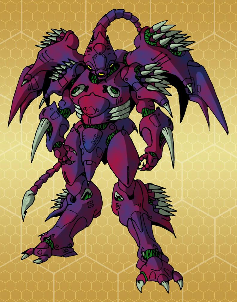 Aggendi Warrior by Grebo-Guru