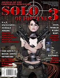 SOLO OF FORTUNE - Issue no.3 by Grebo-Guru