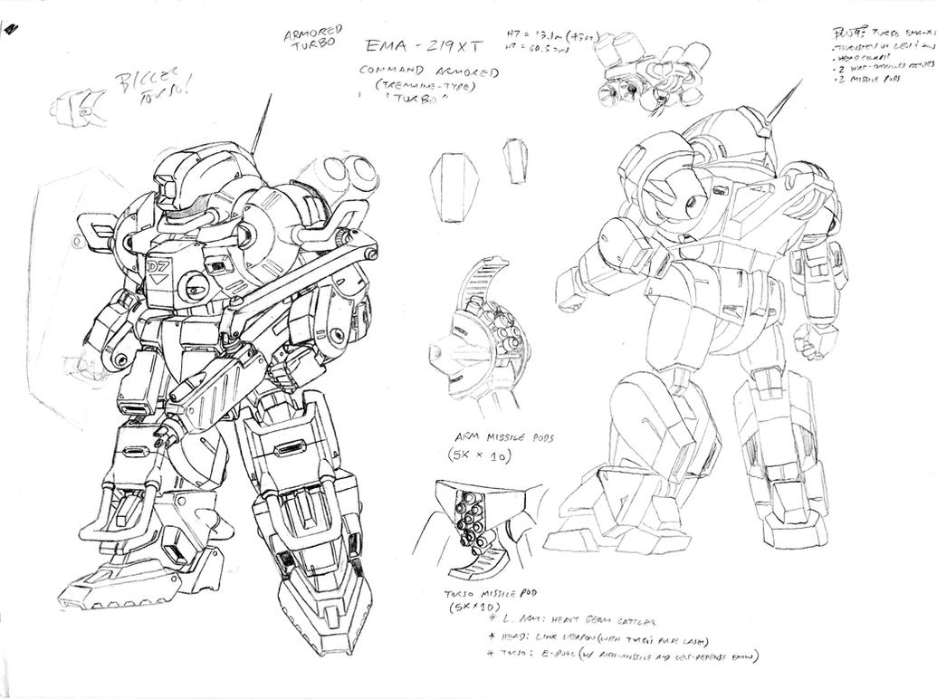 Very Armored Turbo by Grebo-Guru