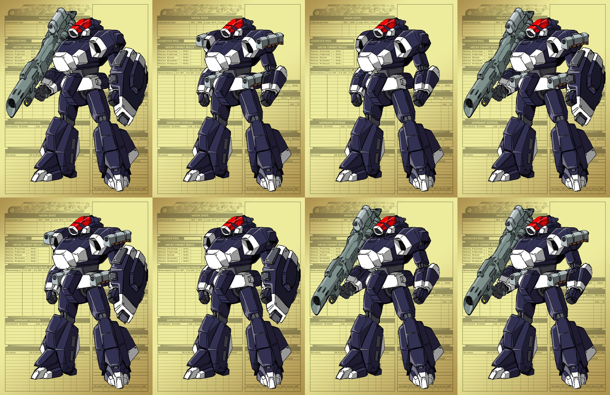 IMK-05 Rampage (all options) by Grebo-Guru