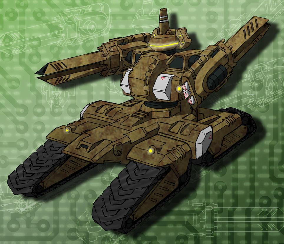 CAM-2C4 Catspaw by Grebo-Guru