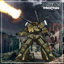 Deathstalker Cannon - artillery strike