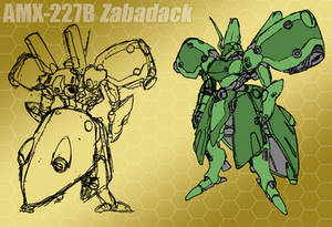 AMX-227B Zabadack