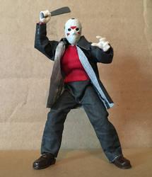 Jason Vorhees custom figure