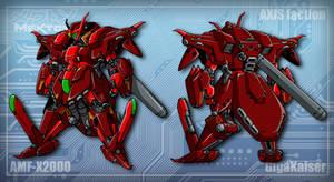 AMF-X2000 Gigakaiser