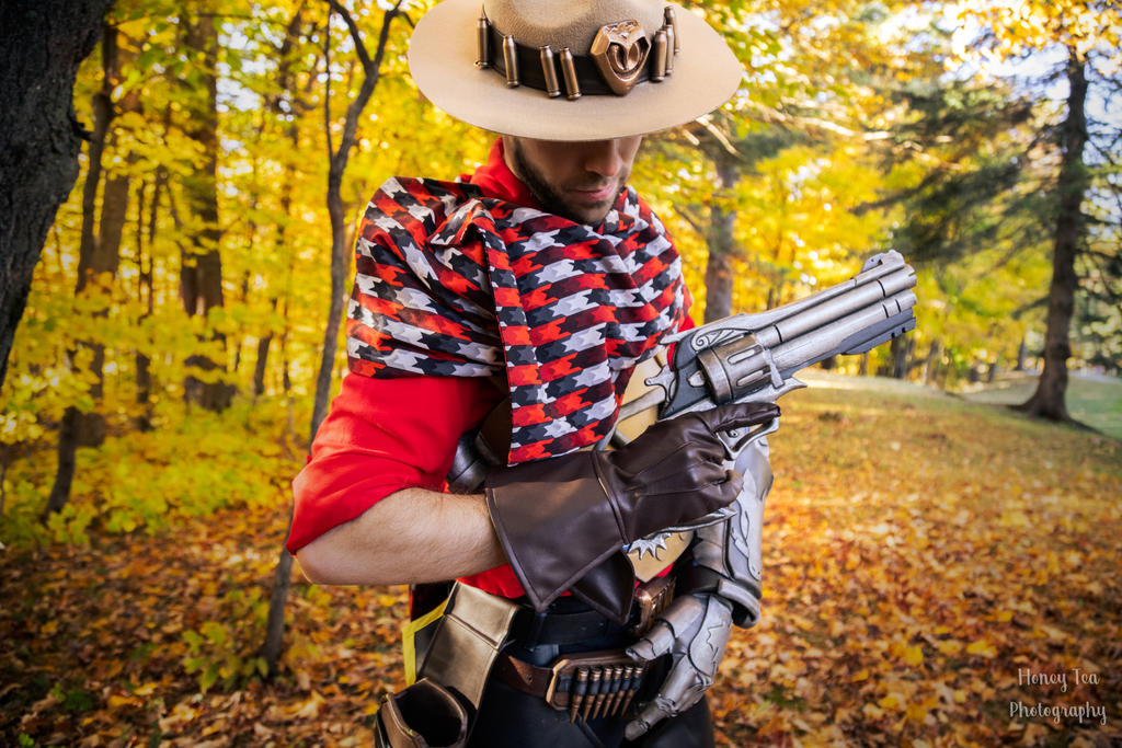 All in a day's work - Canadian McCree