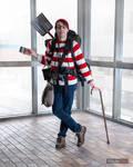 Where's Waldo - Cosplay