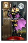 London Batgirl 2012
