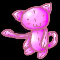 Mew Plushie by MonochromePixel
