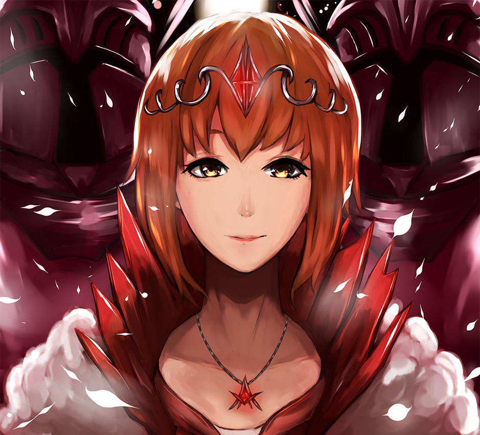 Red Queen by Crime000