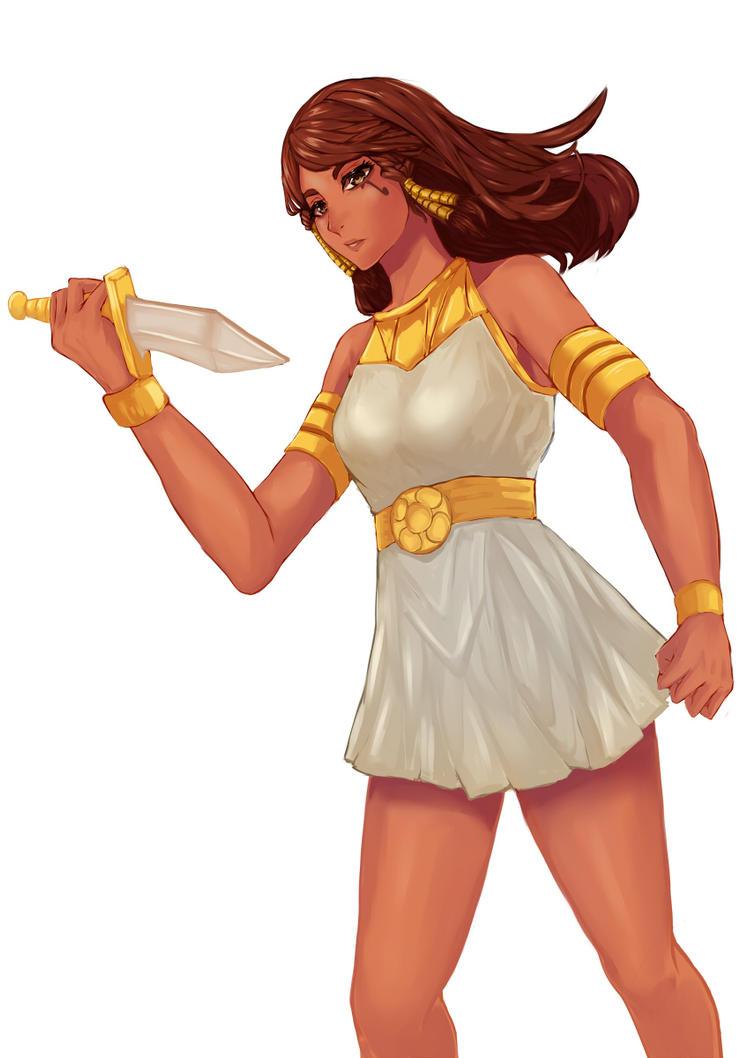 Pharah by Crime000